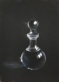 Black And White Art Drawing, Black Paper Drawing, 3d Art Drawing, Pencil Art Drawings, Pastel Drawing, Realistic Drawings, Pastel Art, Art Drawings Sketches, Painting & Drawing