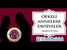 """This is """"Anneler için öfke kontrolü."""" by Aile ve Çocuk on Vimeo, the home for high quality videos and the people who love them. Family Activities, Psychology, Parenting, Veronica, Islam, Drink, Youtube, Food, Health"""