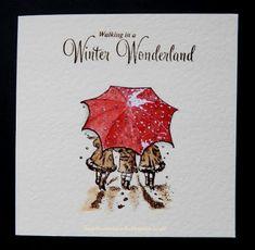 Sandma's Handmade Cards: Rudolf Day January 17