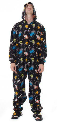 Teen girls and boys alike enjoy footed pajamas, and the selections ...