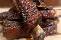 The Meat Hook's Dinosaur ribs