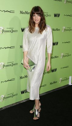 Lake Bell Photos Photos: Women In Film Pre-Oscar Cocktail Party Presented By Perrier-Jouet, MAC & MaxMara - Arrivals Lake Bell, Perrier Jouet, Vanity Fair Oscar Party, Host A Party, Max Mara, Mac, Cocktail, Shirt Dress, Film