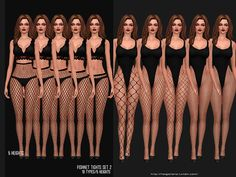 Fishnet tights set 2 for The Sims 4 Fishnet tights set 2 for The Sims I M S Fishnet tights set 2 for The Sims 4 Related posts:Mode - School Jahre Make-Up. Sims 4 Cc Eyes, Sims 4 Mm Cc, Sims Four, Sims 4 Mods Clothes, Sims 4 Clothing, Silvester Outfit, The Sims 4 Cabelos, Pelo Sims, Mode Glamour