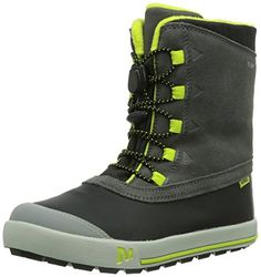 Merrell Snow Bank Waterproof Boot (Little Kid/Big Kid) -- More info could be found at the image url.