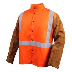 LG TILLMAN 9061 BACKBONE of AMERICA WELDING JACKET