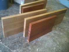 Custom order of solid wood floating shelves Carpentry Projects, Wood Projects, Wood Shelves, Shelving, Custom Floating Shelves, Countertops, Solid Wood, Home Improvement, Woodworking Ideas