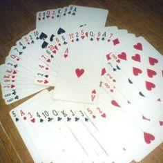Wiskunde kaartspel
