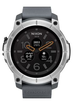 Nixon Mission Smartwatches | WATCH IT! Canada