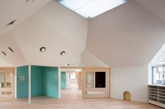 Kobato Nursery School / so1architect