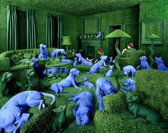 художественный - психоделический  - Manipulation - Cgi - Цифровое искусство Обои