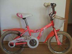 40 zł: Witam mam do sprzedania rowerek dla dziewczynki stan jak widać na zdjęciu