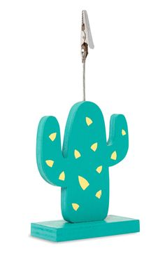 Primark - Green Cactus Photo Holder