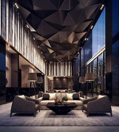 20.3 тис. вподобань, 92 коментарів – ARCHITECTURE HUNTER (@architecture_hunter) в Instagram: «#architecture_hunter  Cachet Deluxe Hotel, in Bangkok, Thailand  3D visualization: paperCG…»