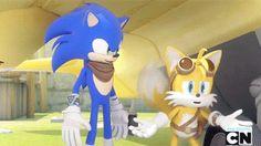 Sonic Boom XD