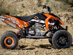 ktm 450 sx atv that is what i'm talking about