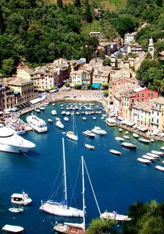 A relaxing day in Portofino #italy #relax #yacht