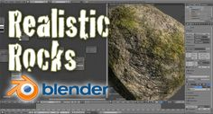 Create Realistic Low Poly Rocks - Beginner Blender Tutorial