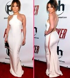 JLo in Kaufmanfranco. Hands down most perfect dress ever.
