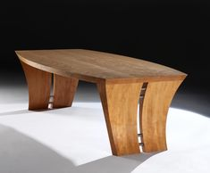 Charlotte contemporary bespoke coffee table by David Tragen