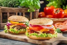 Who doesn't love to sink their teeth into a delicious juicy burger, especially during the summertime? Grilling burgers is one of the quintessential activities of summer, and everyone can enjoy one – even the vegetarians