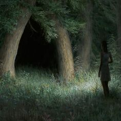 """Aron Wiesenfeld -  Detail of a new painting for """"Unwind The Winding Path"""""""