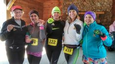 Ring in the New Year 2015 5k race trail race.