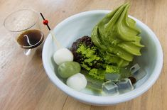 Whenever I need to grab a quick bite before heading to the movies at Event Cinemas in the CBD, or just crave a decent matcha (specially grown and proc… Uji Matcha, Fruit Slice, Coffee Cream, Bean Paste, Fruit In Season, Tea Ceremony, Mochi, Sweet Dreams, Sydney