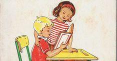 J. Juredieu et A. Juredieu, Lisons de belles histoires , Cours élémentaire 1re année.   Deuxième livre de lecture courante.   Illustration...