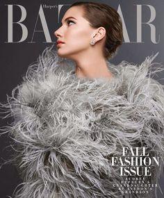 Emma Ferrer - Harper's Bazaar