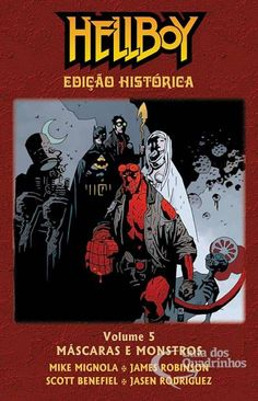 Hellboy - Edição Histórica n° 5 - Mythos