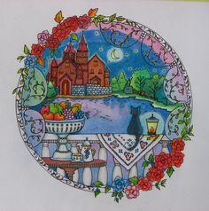 Romantic Country - Mandala