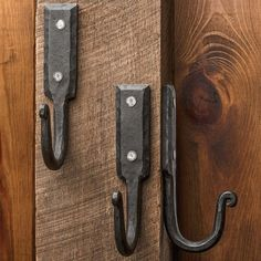 Image result for unique iron hook for the wall