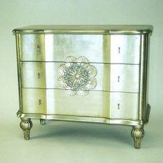 Silver Flower Emblem 3 Drawer Dresser by Wayborn, http://www.amazon.com/dp/B001LFR57O/ref=cm_sw_r_pi_dp_vQqGrb0QXFQGG