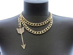Naroshe' | Arrow Chain | Online Store Powered by Storenvy