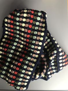 Dr Who Scarf. Dr Who, Blanket, Crochet, How To Make, Handmade, Crocheting, Hand Made, Blankets, Craft