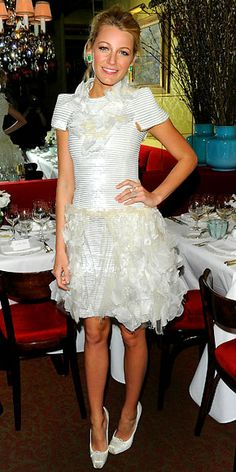 blake lively in chanel!