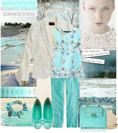 """""""Paradise is a place on earth..."""" by gul07 ❤ liked on Polyvore"""