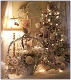 Christmas in my bedroom!