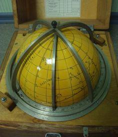 RUSSIAN STAR GLOBE, HIMMELSGLOBUS , GLOBUS GLOBO 1973 | eBay