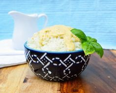 Cauliflower Rice with Vegan Curry Sauce • Great Food and Lifestyle