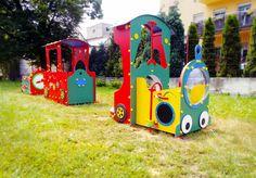Plac zabaw w Głubczycach » FreeKids