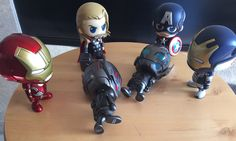 Up Close With The Avengers Age Of Ultron Cosbabies [Review]