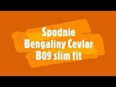 Spodnie Bengaliny Cevlar B09 slim fit w sklepie internetowym BIG SISTER MODA PLUS SIZE Anna Badowska - YouTube