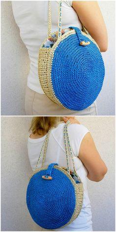 50 Unique Crochet Ideas For Ladies Hand Bags And More - Diy Rustics