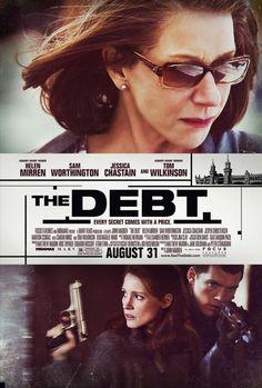 The Debt - 2011 http://focusfeatures.com/the_debt