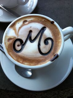‎''A personalized coffee for you, Sir Marquini.''   Thanks Alfred, you are a gentleman!