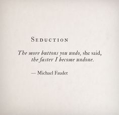 lovequotesrus:  Seduction by Michael Faudet Follow him here
