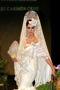 Spanish Dress, Spanish Style, Bridal Dresses, Wedding Gowns, Flamenco Costume, Spanish Wedding, Spanish Fashion, Vintage Bridal, Wedding Styles