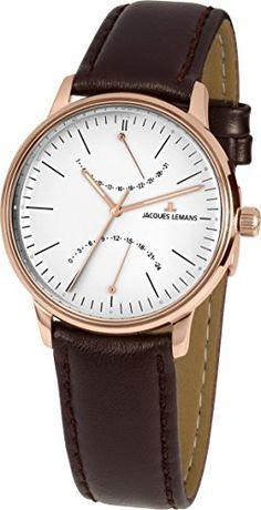 Jacques Lemans Men's Watch N-218D--181.19 Check more at https://www.thesterlingsilver.com/product/jacques-lemans-mens-watch-n-218d/