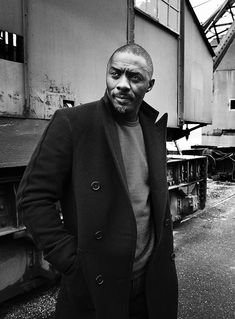 English actor, Idris Elba graces the cover of Esquire UK in some of fall's most wanted men's outerwear. In the issue he discusses his recent...